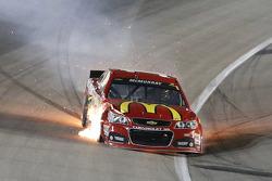 Jamie McMurray, Ganassi Racing Chevrolet sorun yaşıyor