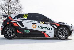 Car of Niclas Gronholm, GRX Taneco Team