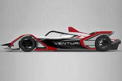 Venturi Formula E lansmanı