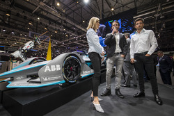 Даніель Абт, Audi Sport ABT Schaeffler, Мітч Еванс, Jaguar Racing