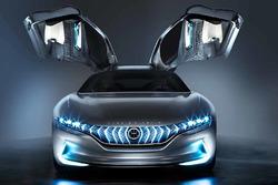 Pininfarina HK GT unveil