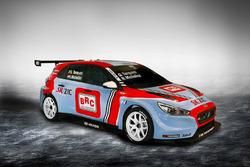 BRC Racing Team unveil