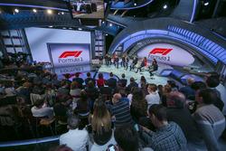 Presentación de Movistar + F1 y MotoGP 2018