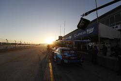 Доминик Бауман, Кайл Марчелли, Филипп Фромменвилер (№14), Джек Хоксворт, Давид Хайнемайер Ханссон, Шон Рейхолл, 3GT Racing, Lexus RCF GT3 (№15)