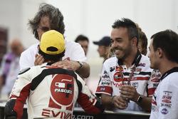 Pole position per Niccolo Antonelli, SIC58 Squadra Corse