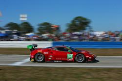 Билл Суидлер, Таунсед Белл, Фрэнки Монтекальво, Scuderia Corsa, Ferrari 488 GT3 (№64)