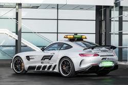 Präsentation: F1-Safety-Car