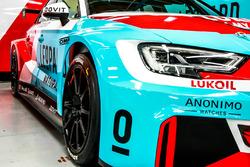 Presentación Leopard Racing