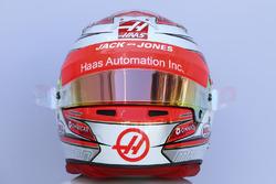 Kevin Magnussen, Haas F1 helmet