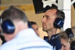 Robert Kubica, Williams Robert Kubica, Williams