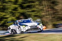 #345 Toyota Gazoo Racing Lexus LC: Takeshi Tsuchiya, Takamitsu Matsui, Naoya Gamo