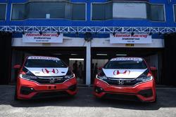 Launching Honda Racing Indonesia