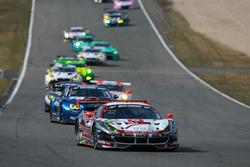 #22 Wochenspiegel Team Monschau Ferrari 488 GT3: Georg Weiss, Oliver Kainz, Jochen Krumbach