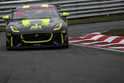 #22 Invictus Games Racing Jaguar F-TYPE SVR GT4: Ben Norfolk, Jason Wolfe