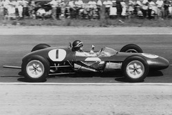 Jim Clark, Lotus 21-Climax