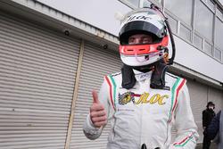 GT300 polesitter #88 JLOC Lamborghini Huracan GT3: Marco Mapelli