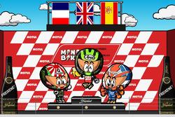 El GP de Argentina de MotoGP 2018, por MiniBikers
