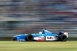 Giancarlo Fisichella, Benetton Playlife B198
