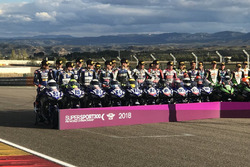 Grup foto World Supersport 300