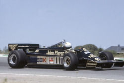 Elio de Angelis, Lotus 87-Ford Cosworth
