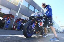 Moto de Alex Lowes, Pata Yamaha