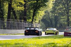 #33 ARC Bratislava Mercedes-AMG GT3: Miro Konopka, Andrzej Lewandowski