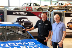 Roush Fenway Racing announcement