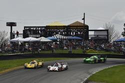 #85 JDC/Miller Motorsports ORECA 07, P: Simon Trummer, Robert Alon , #54 CORE autosport ORECA LMP2, P: Jon Bennett, Colin Braun