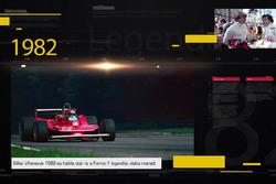 Gilles Villeneuve pályafutása