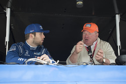 Ed Jones with Chip Ganassi, Chip Ganassi Racing Honda