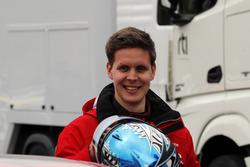 Josh Files, Hell Energy Racing with KCMG Honda Civic Type R TCR
