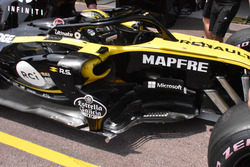 Nico Hulkenberg, Renault Sport F1 Team RS 18, side
