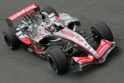 Фернандо Алонсо, McLaren MP4/22