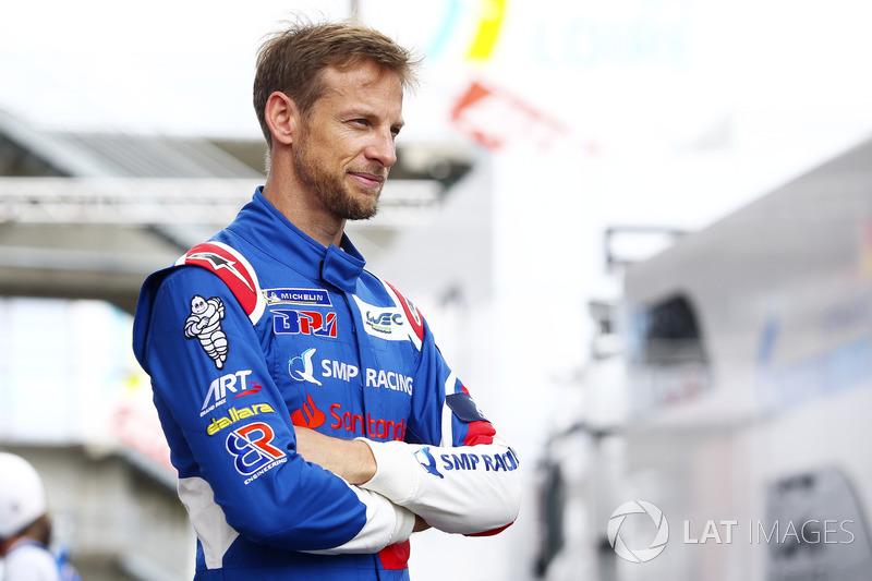 ジェンソン・バトン(F1出走 309回): #11 SMP Racing BR Engineering BR1