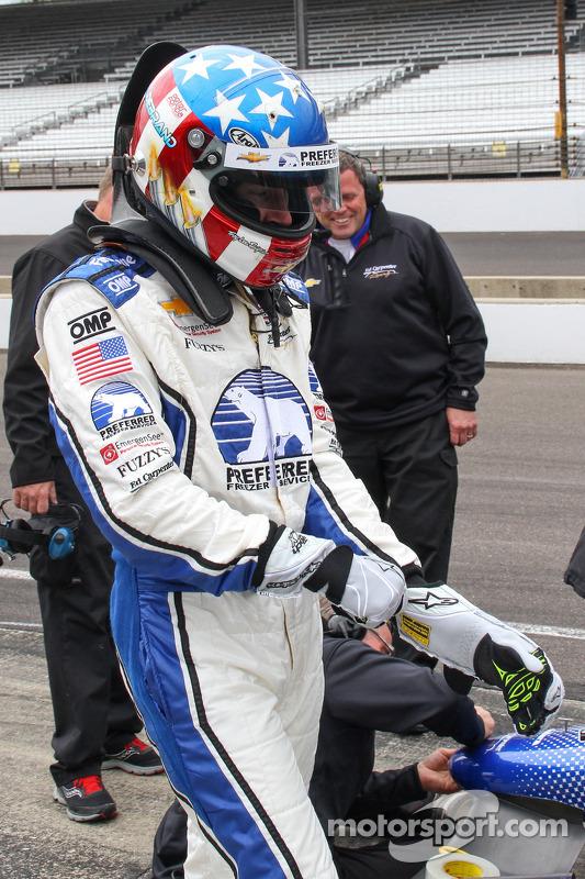 J.R. Hildebrand,Ed Carpenter Racing Chevrolet
