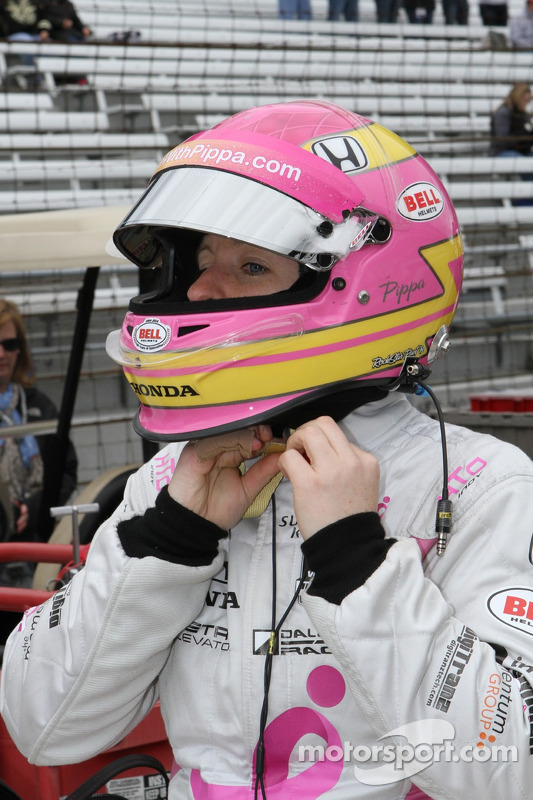 Pippa Mann, Dale Coyne Honda Racing