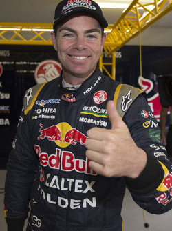 Race two polesitter Craig Lowndes