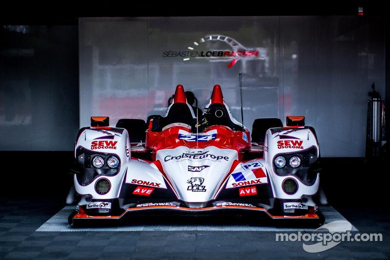 #24 塞巴斯蒂安·勒布 Racing Oreca 03 日产
