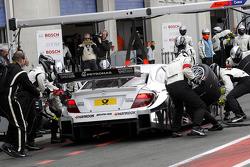 Daniel Juncadella, Mercedes AMG DTM-Team M¸cke DTM Mercedes AMG C-CoupÈ and Robert Wickens, Mercedes AMG DTM-Team HWA DTM Mercedes AMG C-CoupÈ