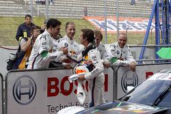 Miguel Molina, Audi Sport Team Abt Sportsline, Audi RS 5 DTM, Portrait, Norbert Haug, ancien Directeur Sportif Mercedes-Benz,