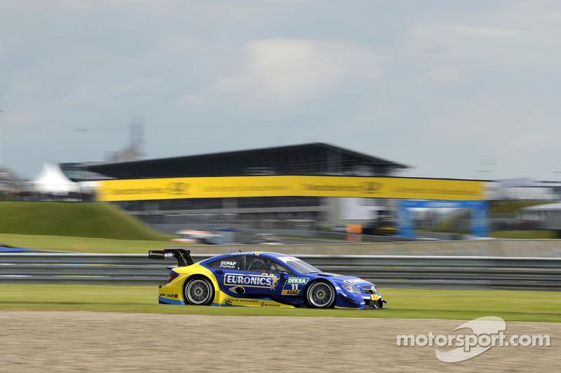 Gary Paffett, EURONICS Mercedes AMG, DTM Mercedes AMG C-Coupe