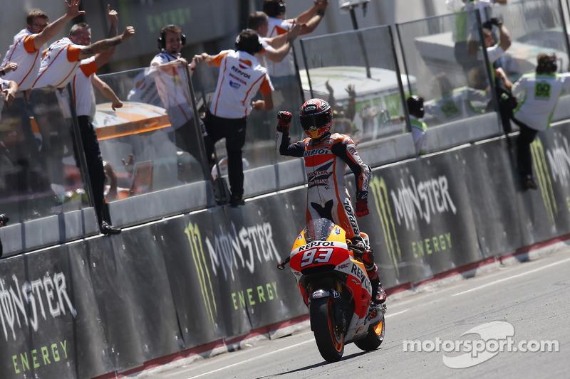 #11 MotoGP Perancis 2014