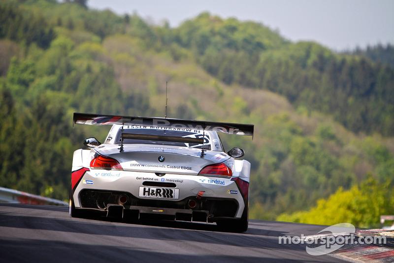 约格·穆勒,乌维·阿尔岑,宝马奖杯车队Marc VDS,宝马Z4 GT3