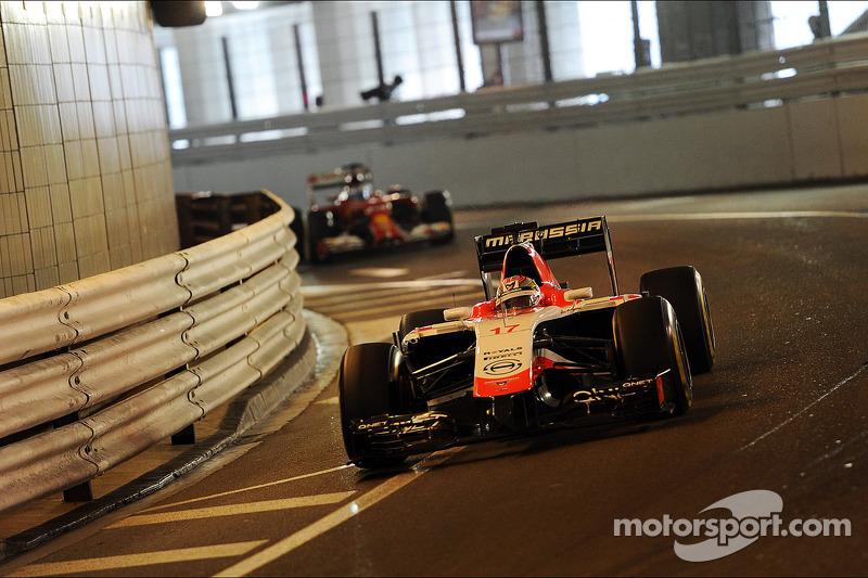 El Gran Premio de Mónaco 2014, su mayor éxito