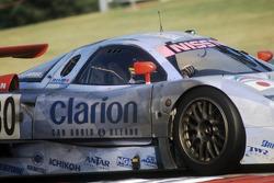 Михаэль Крумм, Франк Лагорс и Джон Нильсен. Ретроспектива выступлений Nissan в Ле-Мане, особое событие.