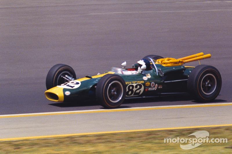1965 - Jim Clark, Lotus/Ford