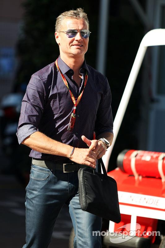 David Coulthard, Red Bull Racing ve Scuderia Toro Danışmanı / BBC Televizyon Yorumcusu