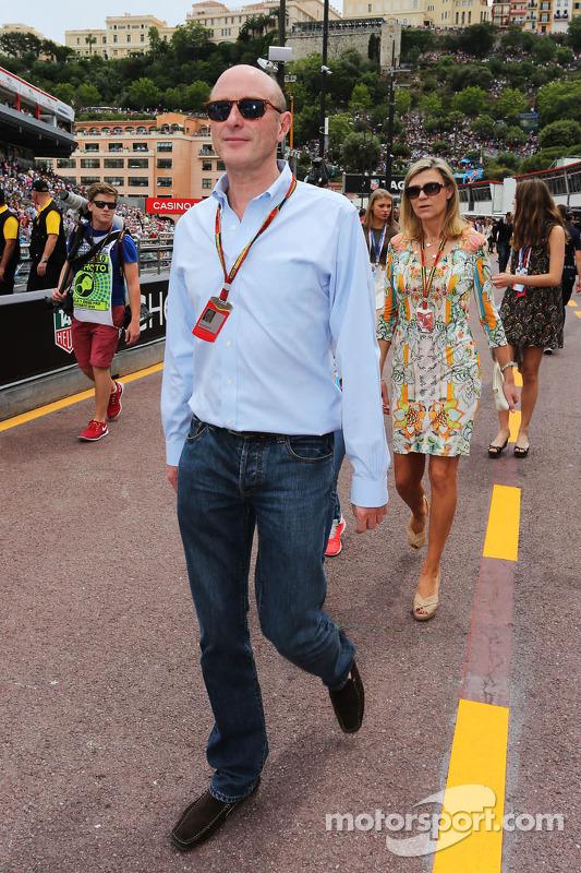 Donald Mackenzie, CVC Capital Partners Yönetici Ortağı, Küresel Yatırım Yardımcı Başkanı