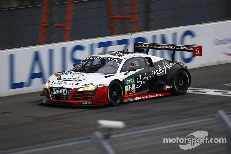 #12 Prosperia C. Abt Racing 奥迪 R8 LMS ultra: 马库斯·温克霍克, 塞巴斯蒂安·奥吉尔