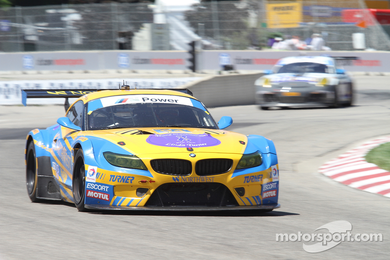 #94 Turner Motorsport BMW Z4: Dane Cameron & Markus Palttala